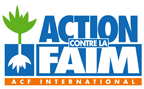 Logo ACF International - Action Contre la Faim