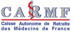 CARMF Caisse autonome de retraite des médecins de France