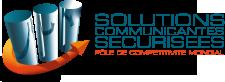 Logo du Pôle de compétitivité Solutions Communicantes Sécurisées