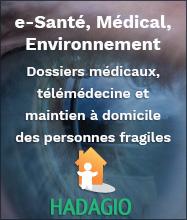 Hadagio : dossiers médicaux, télémédecine et maintien des personnes fragiles à domicile